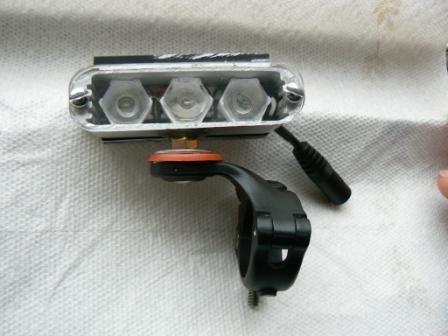 700-Lumen LED Bike Light