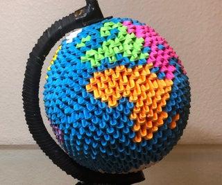 神奇的折纸全球