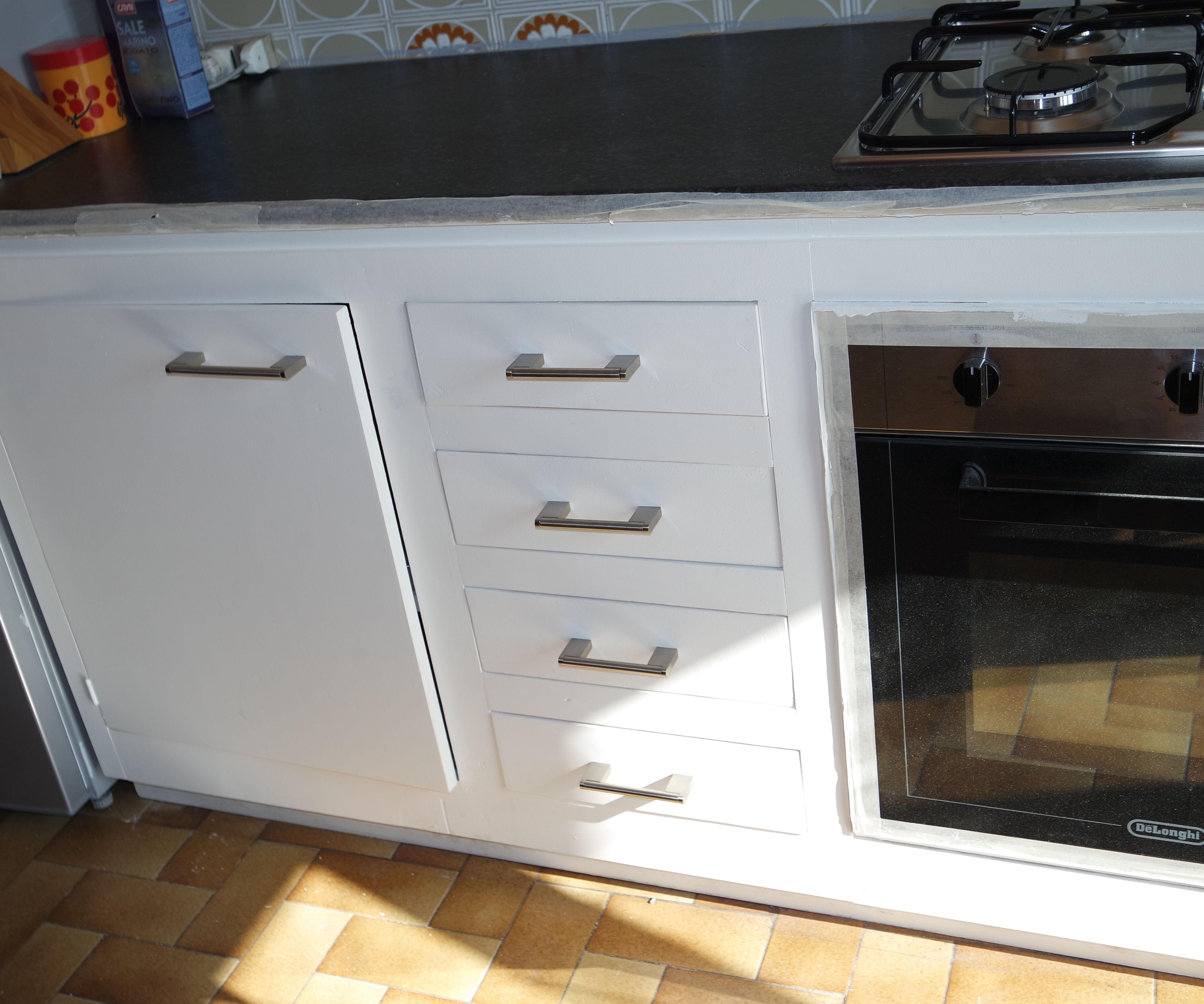 New D.I.Y Kitchen