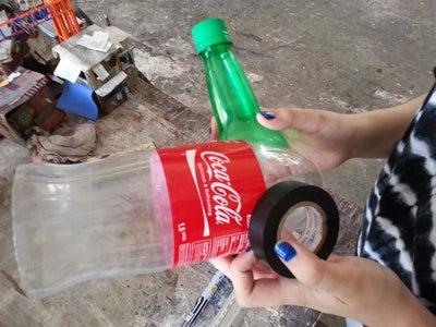 DIY PET Bottle Megaphone