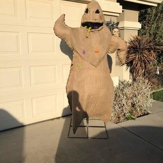Oogie Boogie Halloween Decoration