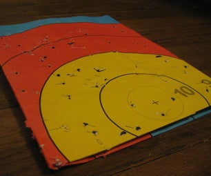 Archery Target Folder