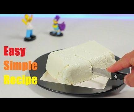 Homemade Cheese Queso Fresco Recipe