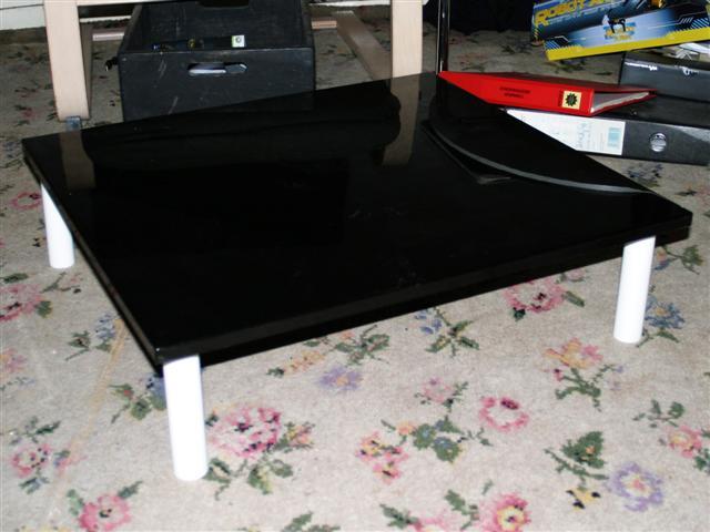 IKEA Hack - Bargain Corner Coffee Table For £2.50