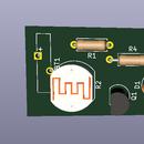 LDR Circuit