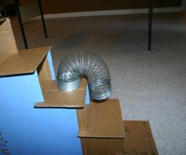 Slinky on Stairs