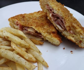 Fried Sandwich