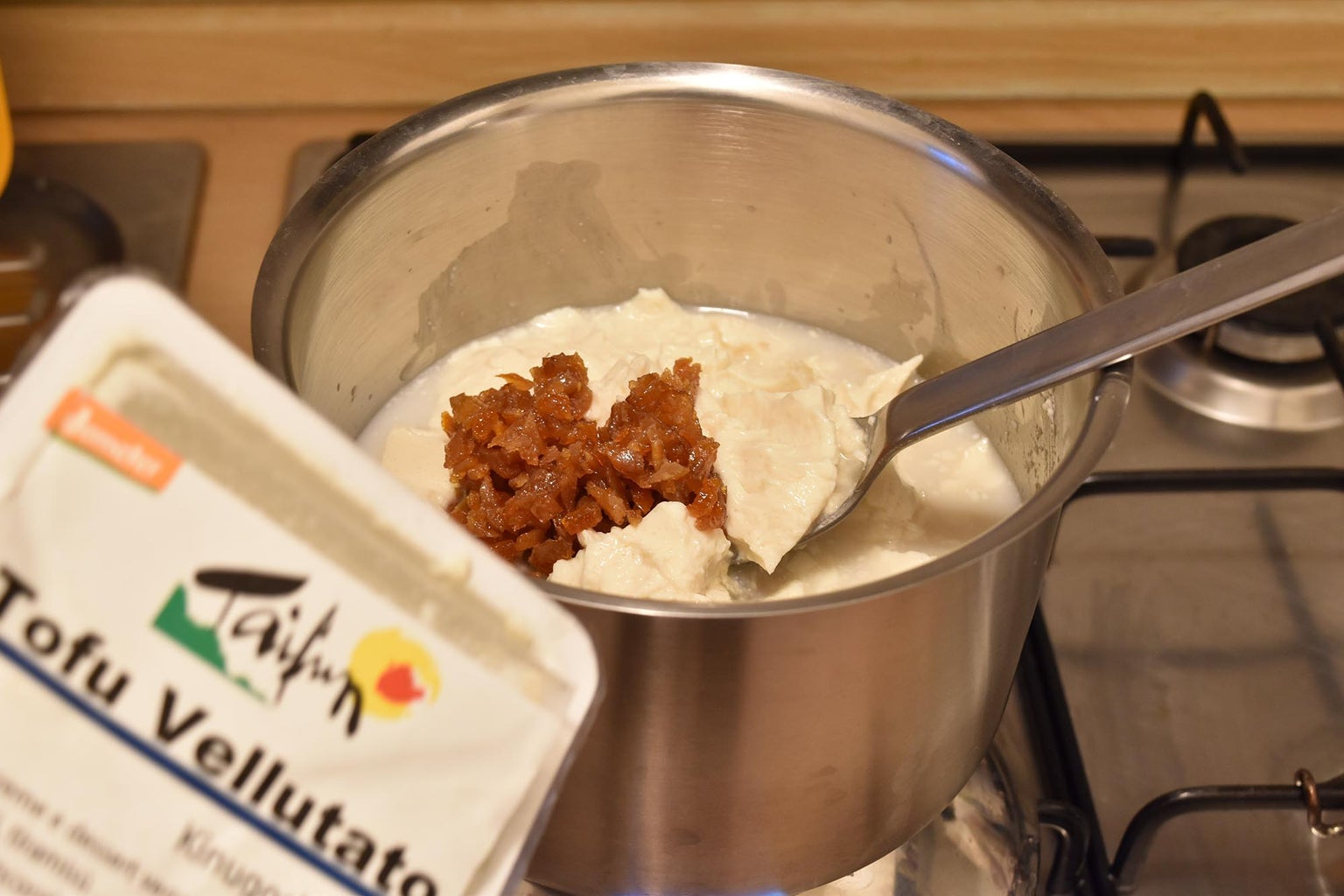 Pastiera Pie - Make Filling