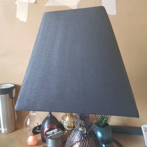Painted the Lampshade