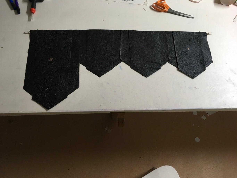 Gladiator Skirt: Piecing It Together