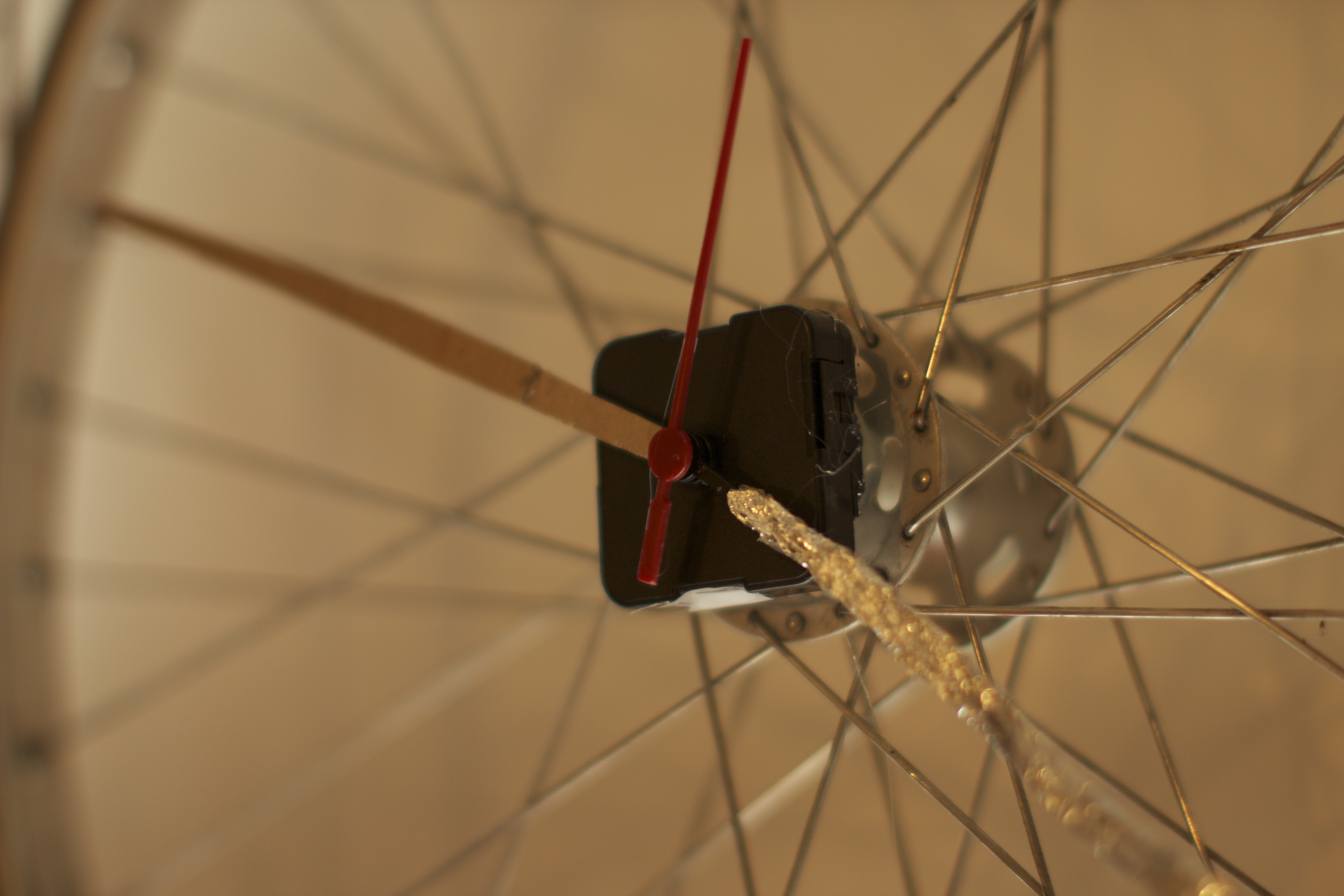 Picture of Simple Bike Clock