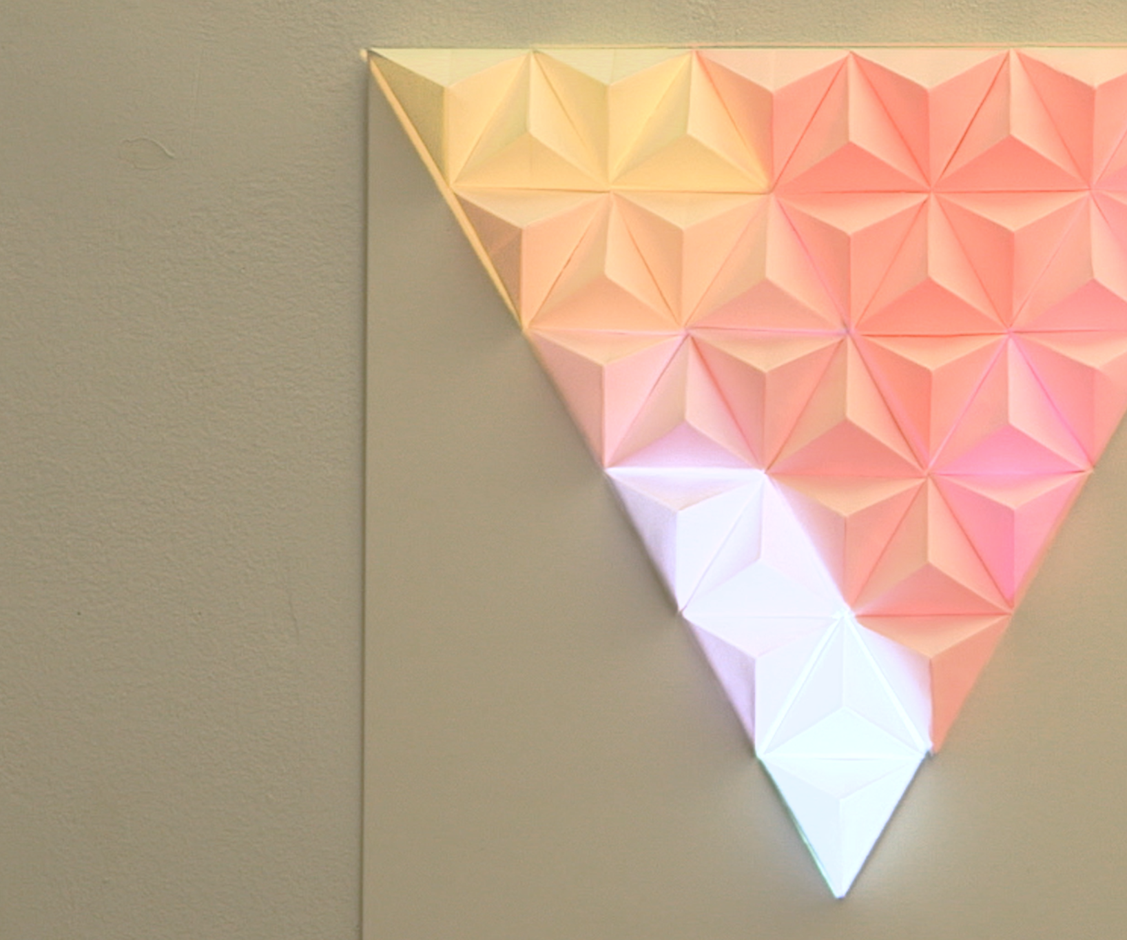 Triangle Projection