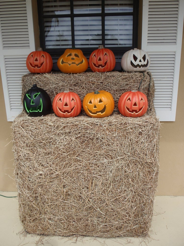 Singing Pumpkins/ Arduino