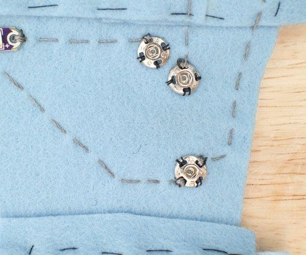 Transfer Circuit to Fabric
