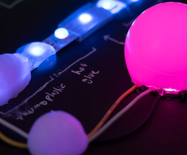 13 Ideas for Diffusing LEDs