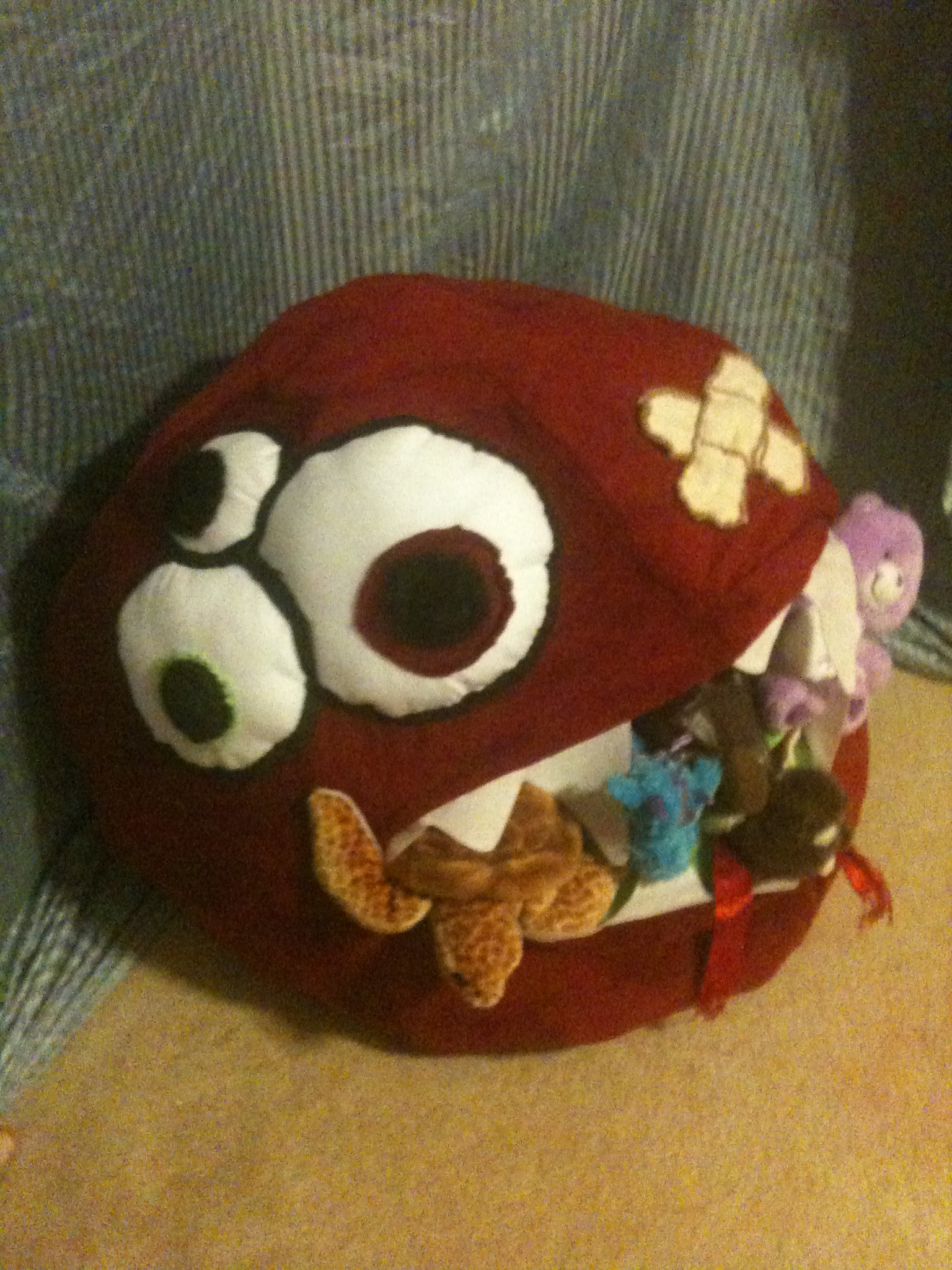 Monster BeanBag