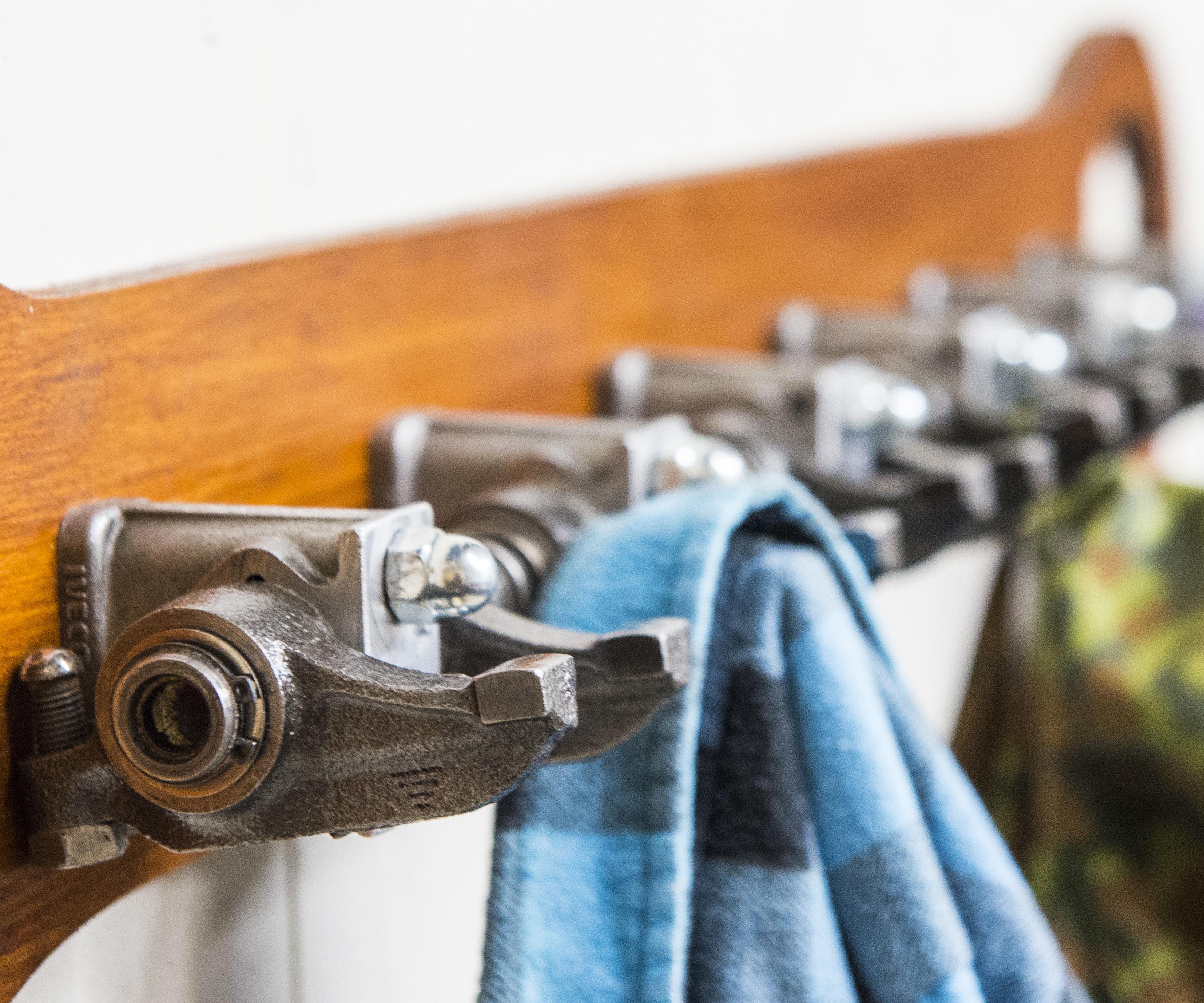 Rocker Arms Clothes Hanger