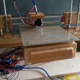 Cherry- 60€ 3D-Printer