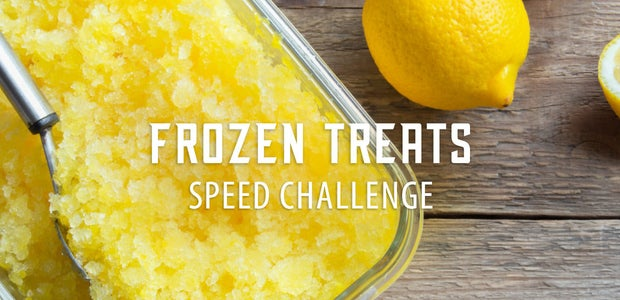 Frozen Treats Speed Challenge