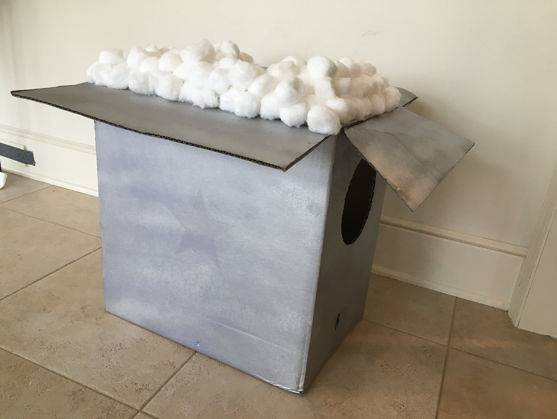 The Mothballs and Box