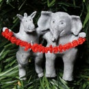 Best Friends Forever (BFFs) Ornament