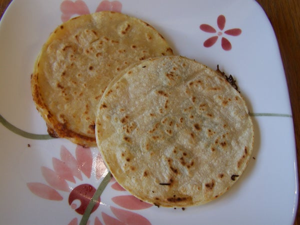 """Very Easy Quesadilla for the """"Cooking Impaired"""""""