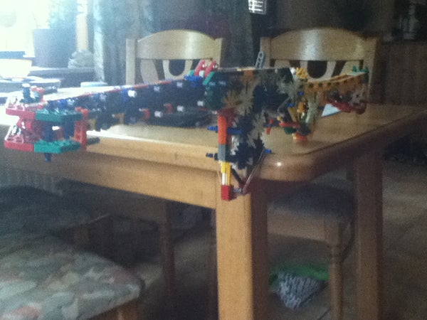 Knex Bolt Action, Shell Ejecting Rifle