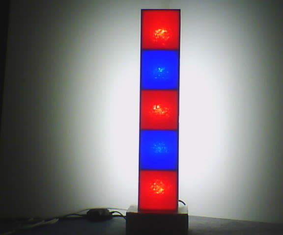 Web Controlled Wifi LED Tower