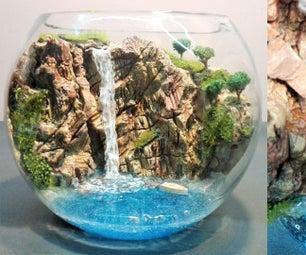 DIY Terrarium/Aquascaping /diorama