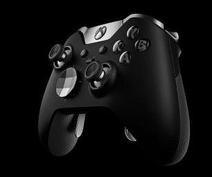 Xbox one elite wobbly thumb stick fix