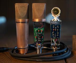 真正的冷凝器opa mics