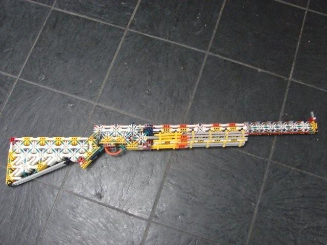 knex benillie montefeltro shotgun
