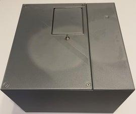 COVID-safe Useless Box