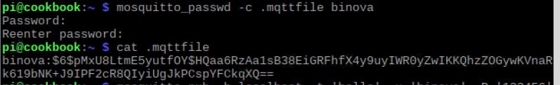 Set Up MQTT Server