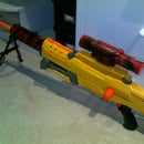 How to make a nerf bipod