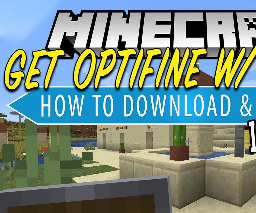 How to Install Optifine and Forge