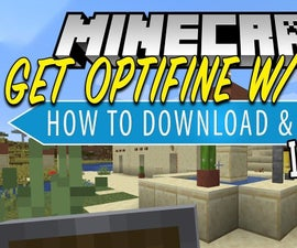 How to Install Optifine and Forge 1.14.4/1.15