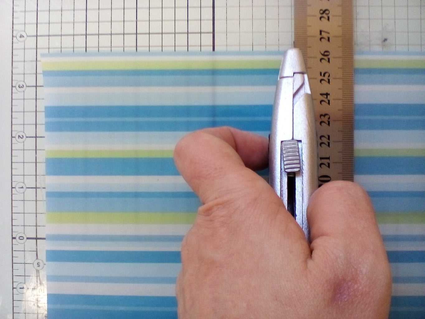 Cut Your Vellum Down to Size