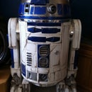 How to Make a R2D2 Low Cost Full Size Scratch Built