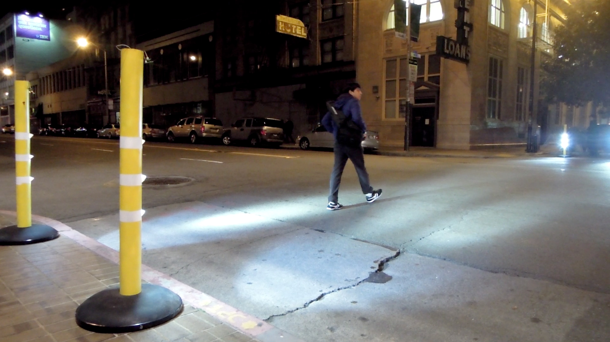 How to Make a 'Glowing Crosswalk' Urban Prototype