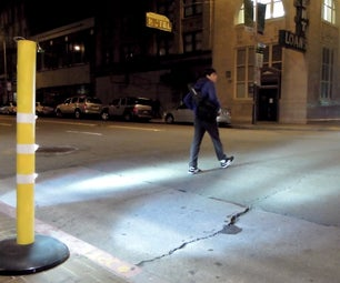 How to Make a 'Glowing Crosswalk' Urban Prototype
