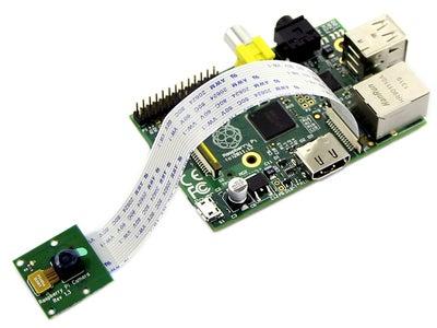 Step 6: Motion Sensor Camera