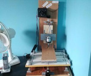DIY Arduino CNC.