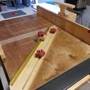 How to make a better cross cut sled