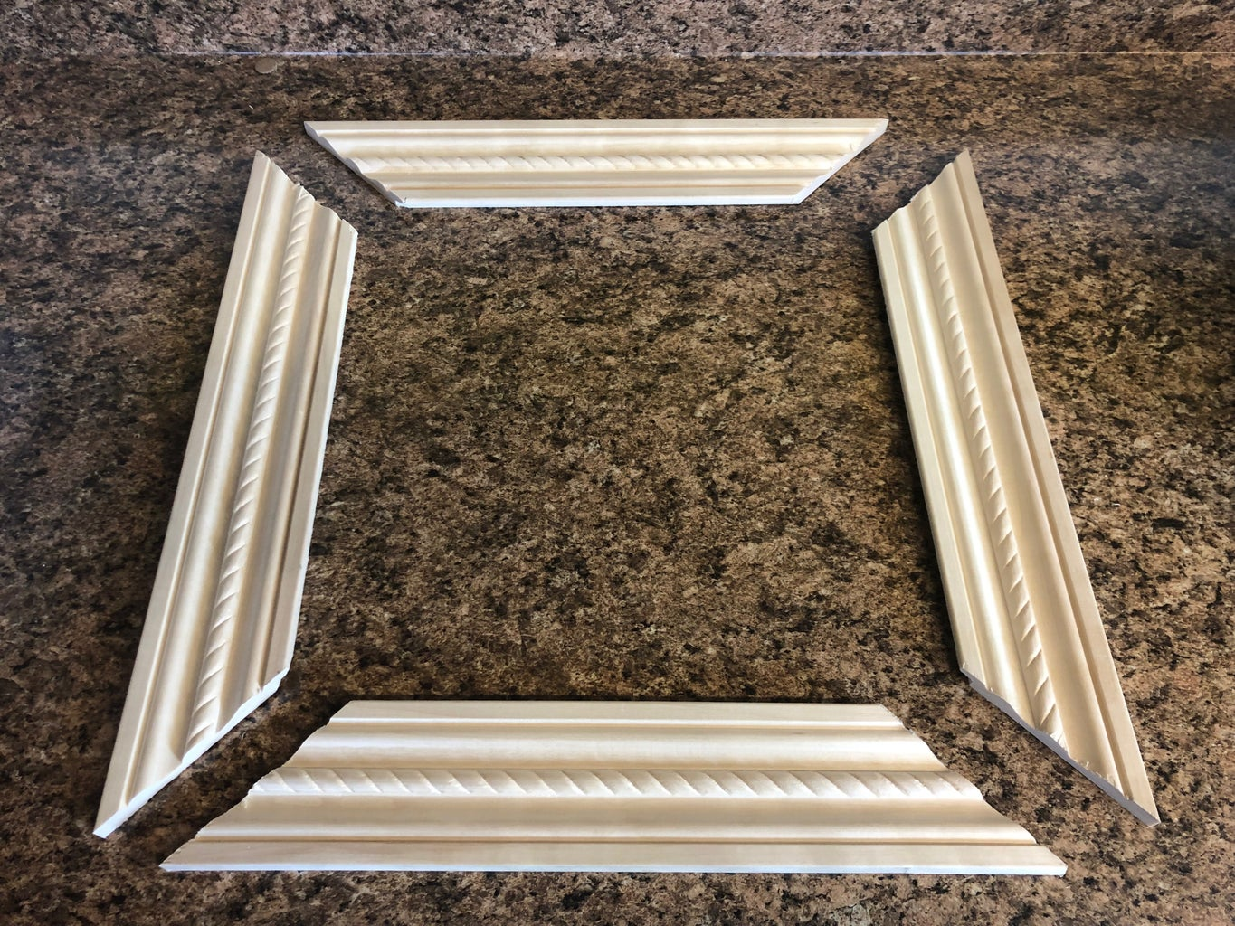 Building the Picture Frame