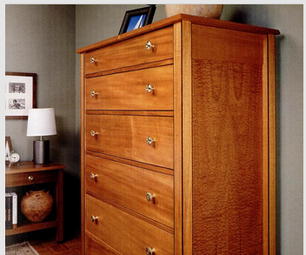 How to Build a 6-drawer Dresser
