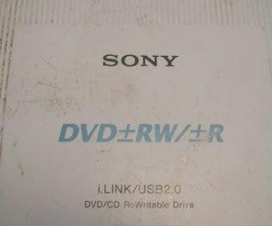 Reviving an External DVD R/RW