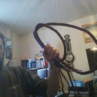 Making a Paracord Whip