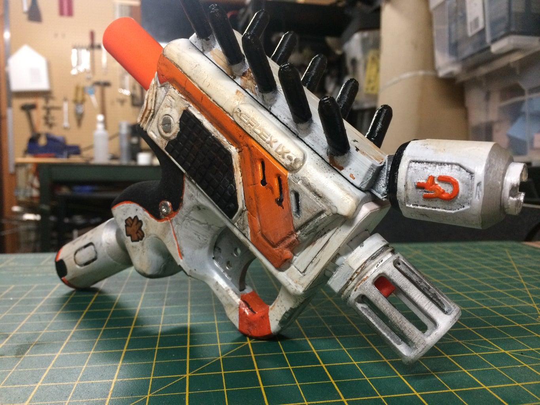 Muzzle Flash Suppressor