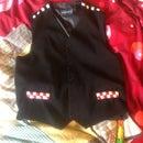 Making A Studded Vest